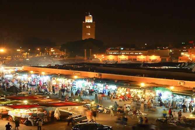 Fes to Marrakech 3 Days Desert Tour via merzouga