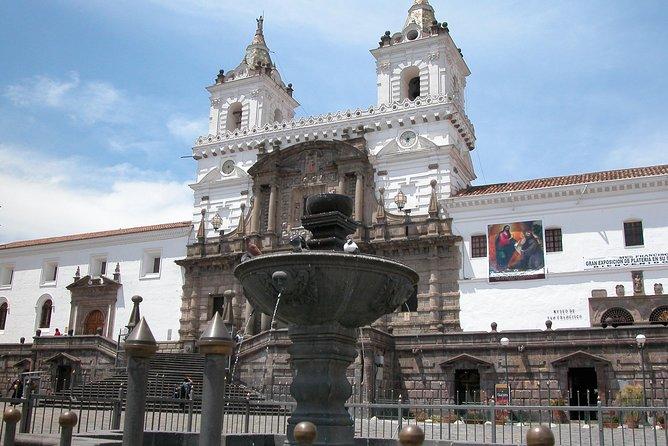 Quito City Tour & Teleferico Cable Car Private