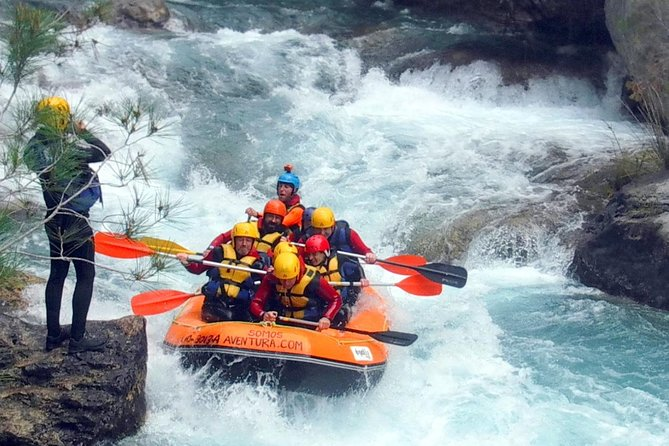 Private Rafting Experience in Montanejos