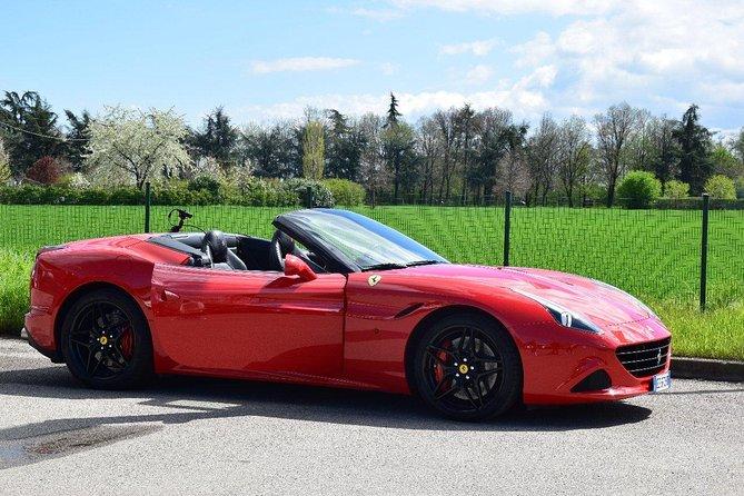 Test Drive in Maranello Ferrari California T 560cv