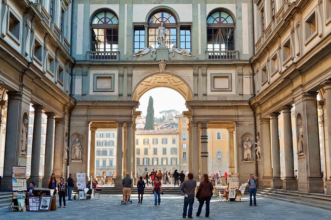 Florence City Tour, Skip-the-line David & Uffizi Gallery - Semi-Private 8ppl Max