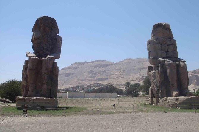 Excursion Valley of Kings, Hatshepsut Temple and Colossi of Memnon