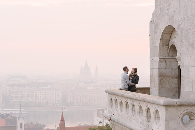 90 Minute Private Vacation Photography Session with Photographer in Budapest photo 4
