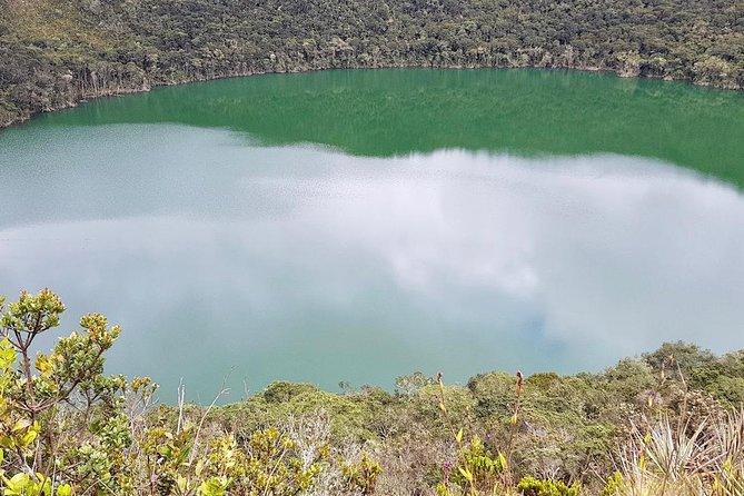 The legend of El Dorado - Lake Guatavita