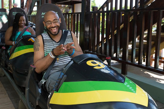rainforest adventures jamaica mystic mountain bobsled tour 2019 rh viator com