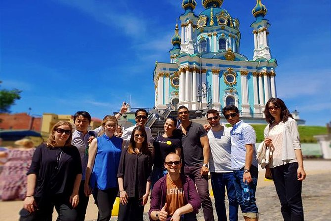 Kiev Private 3-Hour Tour - Best Sights photo 19
