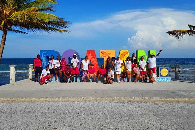 Roatan Sun & Fun Custom Private Island Tour