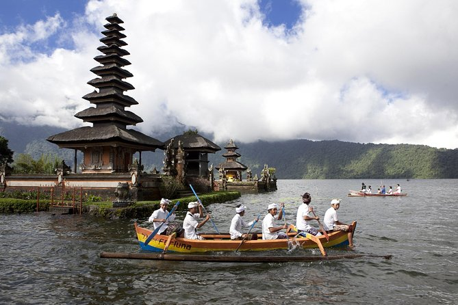 Full Day Bedugul and Tanah Lot Tour