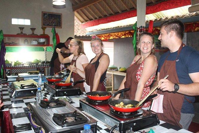 Vegetarian Ubud Cooking Class Bali