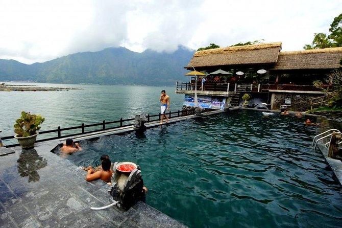 Bali Batur Natural Hot Spring