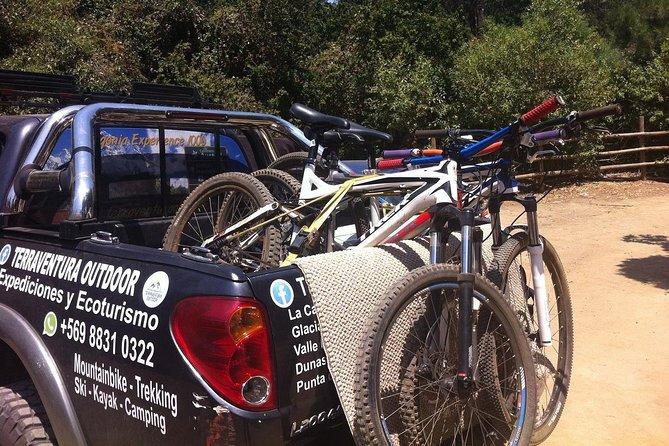 Cajon Del Maipo: Mountainbike And Hiking Full Day