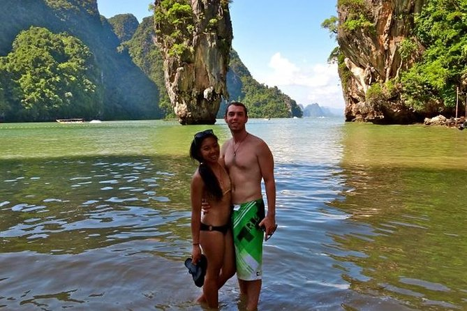 James Bond island by Longtail boat with Sea kayaking