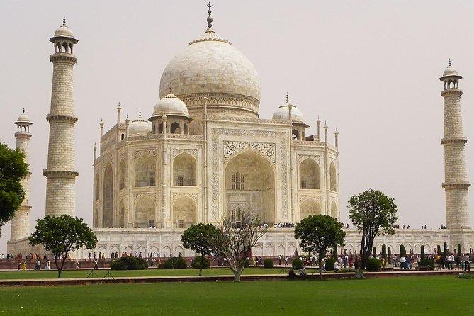 Same Day Taj Tour by Car