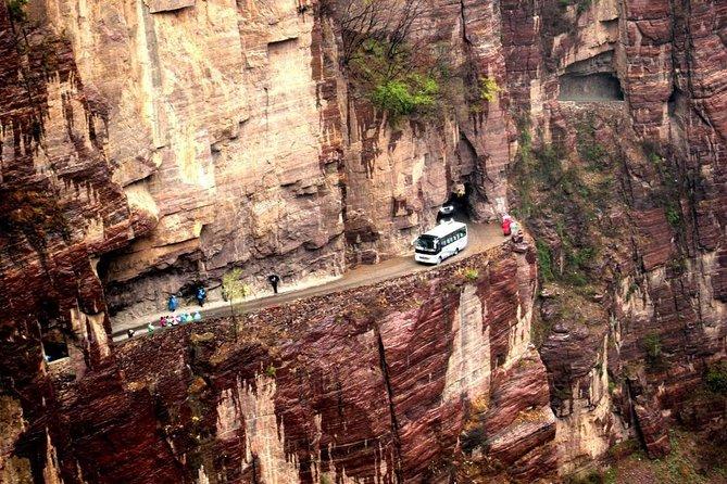 All Inclusive Private Day Tour to Guoliangcun from Zhengzhou