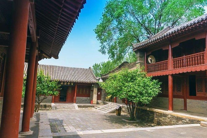 Private Tour to Songyang Academy and Shaolin Temple with Zen Music Ceremony from Zhengzhou photo 9