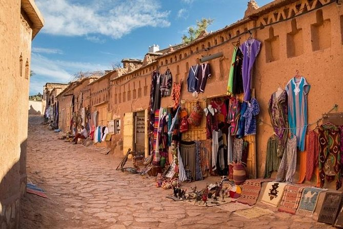 Kasbah Ait BenHaddou Day Trip from Marrakech including Camel Ride photo 7