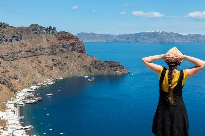 Santorini Volcano Cruise Including Hot Springs And Thirasia