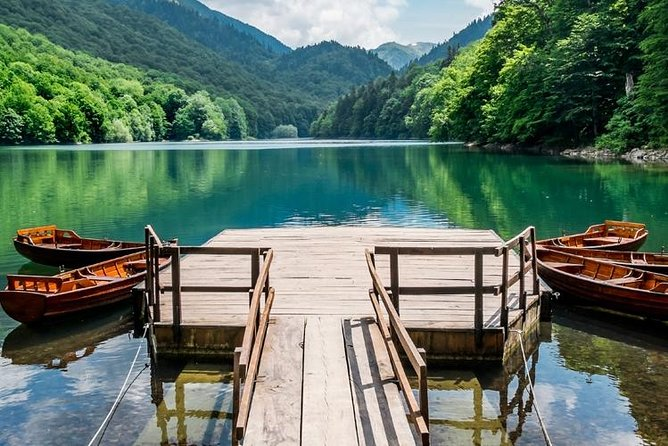 National Park Biogradska Gora Excursions Kola In