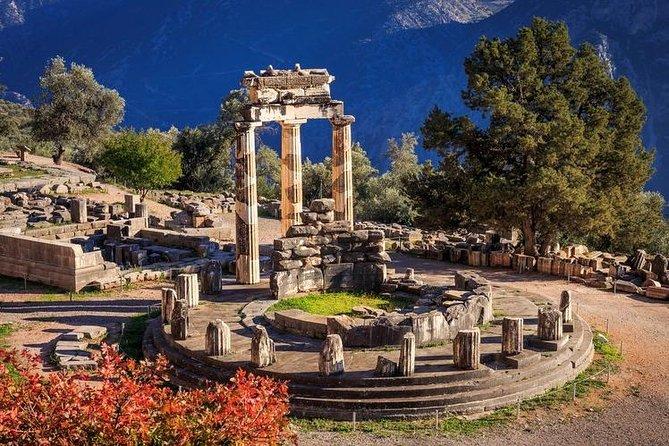 Delphi One Day Tour