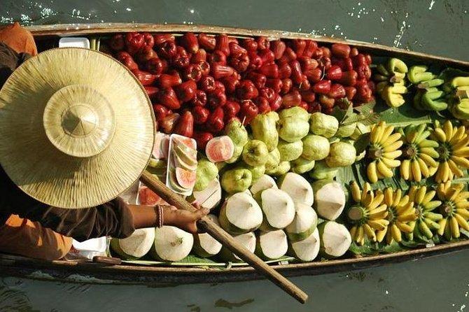 Bangkok: Join Tour Damnern Saduak Floating Market, Half Day Tour