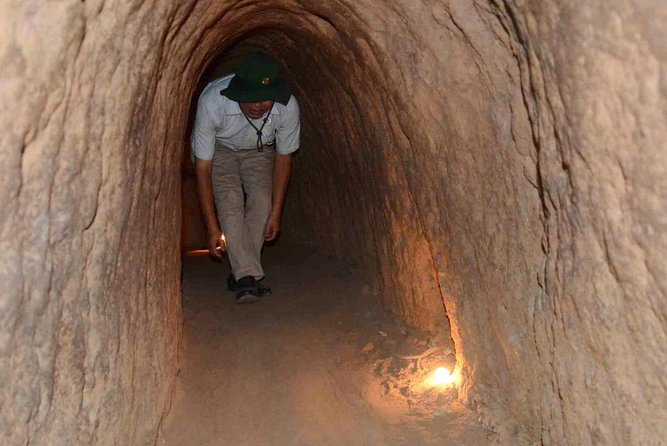Cu Chi Tunnel Full Day Tour With Speed Boat & Lunch photo 7
