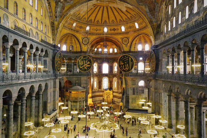Best of Istanbul: 1, 2 or 3-Day Private Guided Tour
