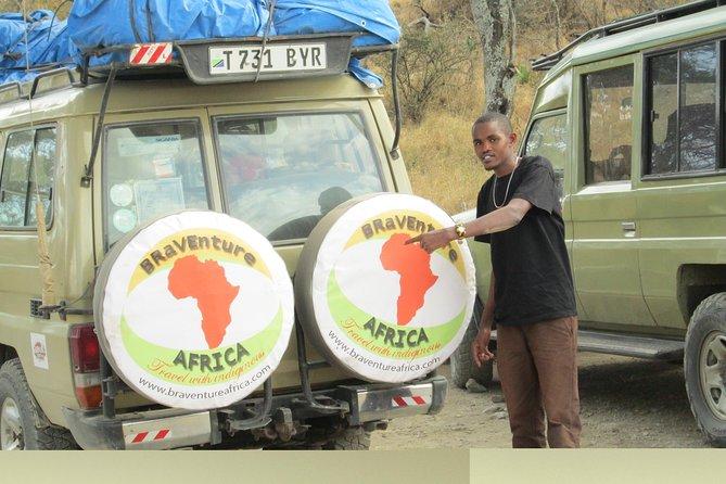 4 Days Serengeti-Ngorongoro crater cheap Tanzania safari