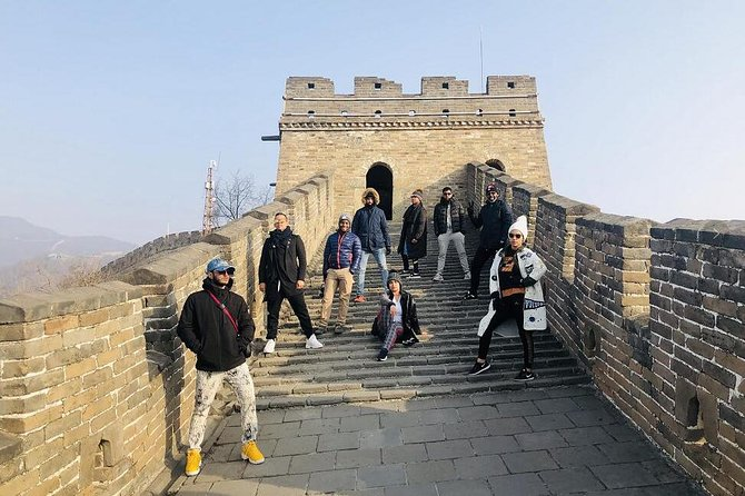 Beijing Private Layover Guided Tour to Great Wall & Ming Tombs