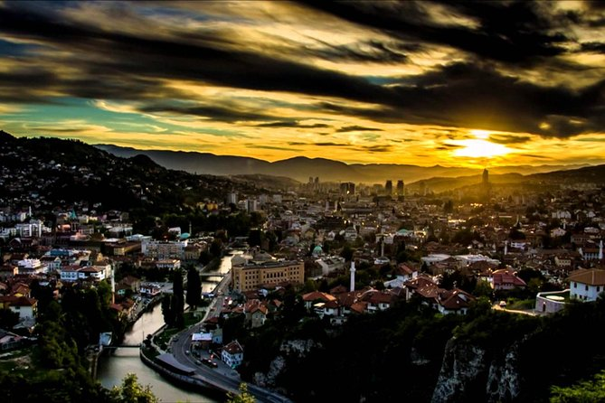 Four Day Adventure in Bosnia & Herzegovina