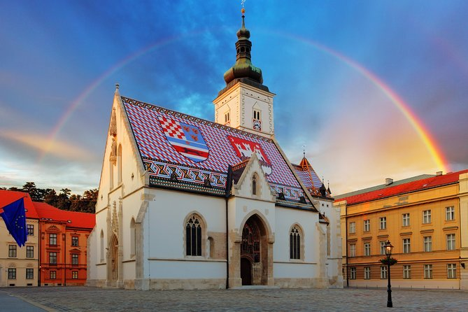 Private walking tour of Zagreb