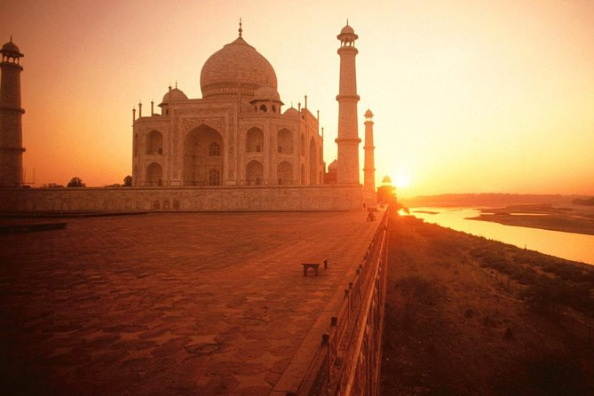 Sunrise Taj mahal & Agra Fort Private Tour From New Delhi by Express Highway photo 1
