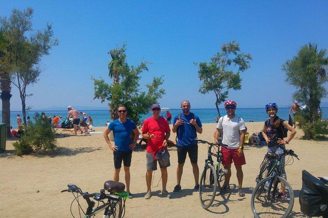 Athens Private Coastal Bike Tour