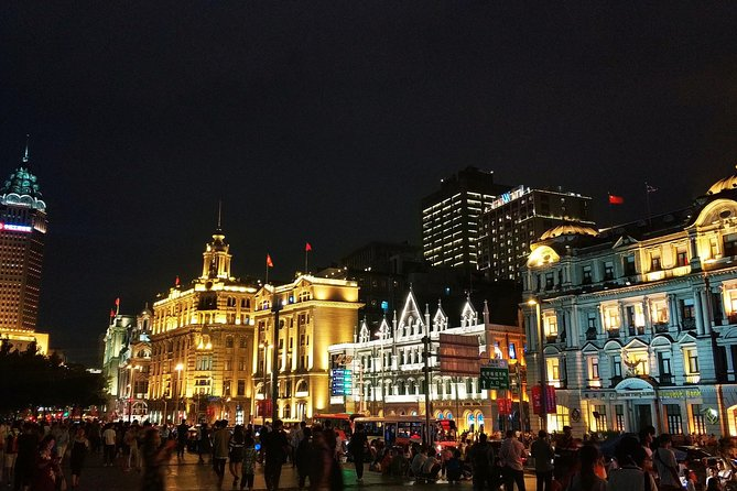 Huangpu River Cruise and Bund City Lights Evening Tour of Shanghai photo 2