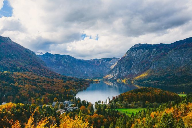 Private Bled & Bohinj Tour from Ljubljana