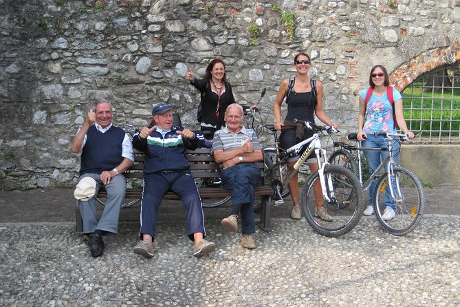 E-Bike Tour from Lecco plus tastings