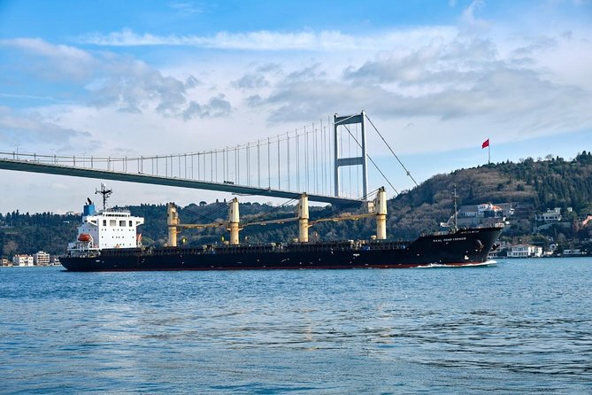 2-Hour Bosphorus Yacht Cruise with Transfers photo 4