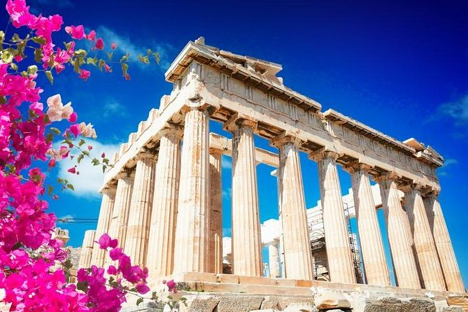 Acropolis and Free Time in Plaka