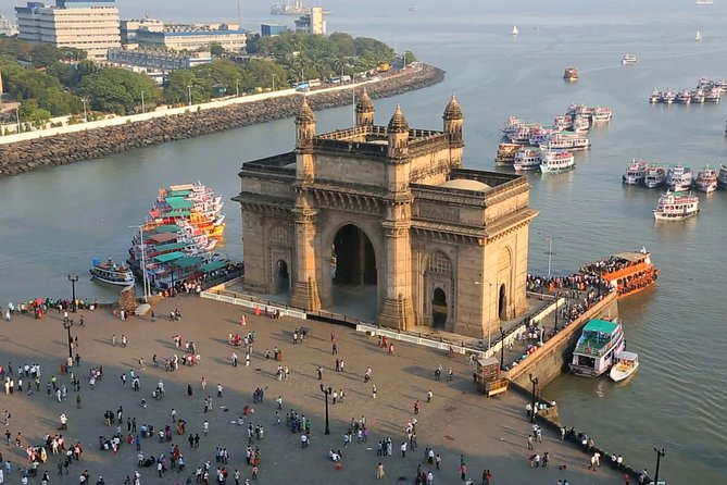 Mumbai City Tour Specially for Women in Private Vehicle