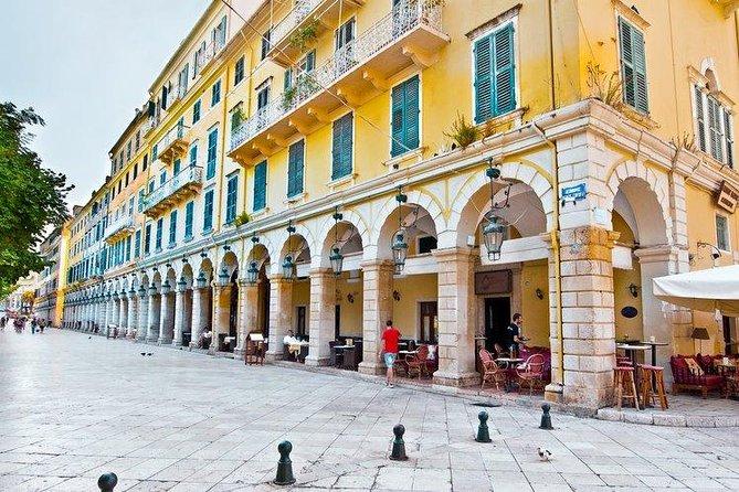 Classic Corfu (Sightseeing tour)