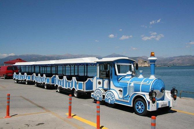 Nafplio Train Tour