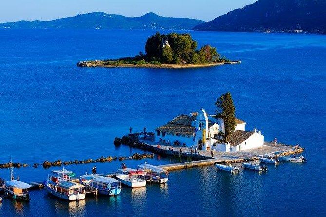 Panoramic Corfu Private Sightseeing Tour