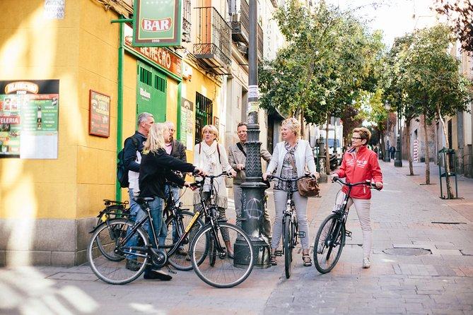 Højdepunkter i Madrid cykeltur: lær at kende de mest berømte steder i 3 timer