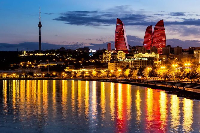 Baku City Tour (Azerbaijan)