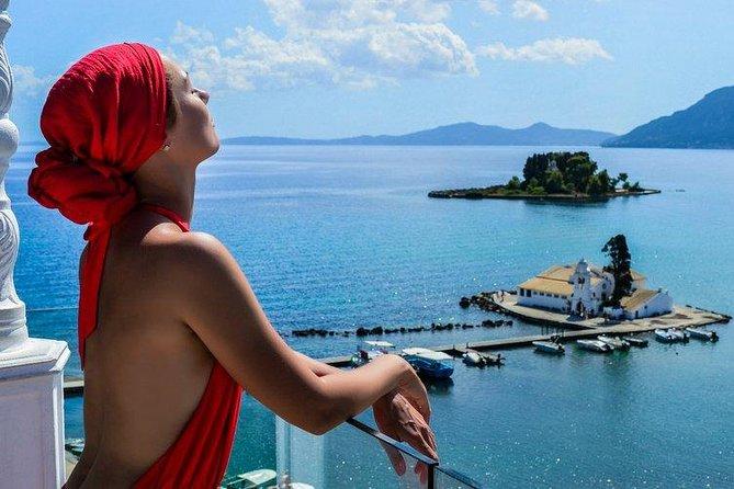Corfu: Sun, Relax & Watersports Barbati Beach
