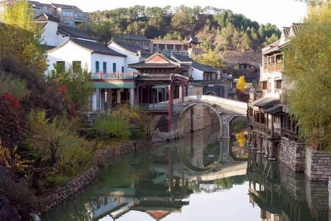 Beijing Gubei Water town with Simatai Greatwall All Inclusive Tour