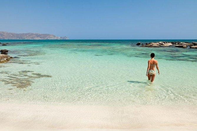 Chania - Elafonissi Island from Rethimno