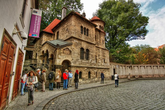 Jewish Prague a unique walk through Pragues famous Jewish history