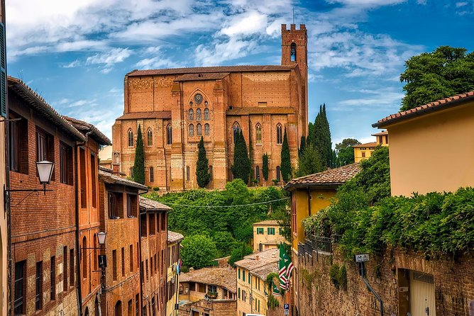 Tuscany Private Full Day from Florence: Siena, San Gimignano&Chianti WineTasting