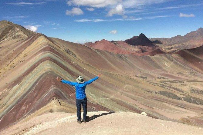 Rainbow Mountain - 1 Day Journey