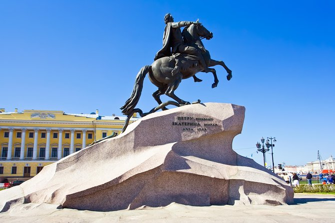 Private 6-Day Tour of Imperial Saint Petersburg